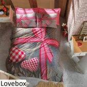 Cotton Box 3d Çift Kişilik Nevresim Takımı 4 Farklı Model