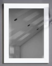 OTTO Mirror90*80 cm Beyaz Duvara Asılır Çerçeveli Ayna
