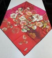 Minelli Çiçek Desenli Tivil Eşarp 2501