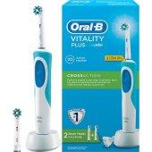 Oral B Vitality Plus Şarj Edilebilir Diş...