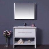 Otto Union City 60cm Beyaz Banyo Dolabı Alt Modül