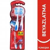 Colgate 360 Optik Beyaz Diş Fırçası Yumuşak 1+1...