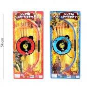 Kartela Nzm 335 Küçük Ok Yay Oyuncak Seti