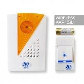 Kapi Zili Kablosuz Wireless 32 Melodili Kapi Zili