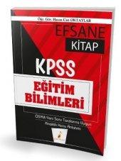 Pelikan Yayınları 2020 Kpss Eğitim Bilimleri Efsane Kitap Konu Anlatımlı