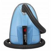Nilfisk Select Lbc013p08a1 Toz Torbalı Elektrikli Süpürge Mavi