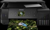 Epson L7160 Renklı Inkjet Tanklı Yaz Tar Fot +net +wıfı (5renk)