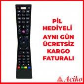 Vestel Regal Led Tv Kumanda Netflıx Tuşlu Kaliteli A++
