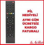 Arçelik Cec Beko Altus Grundig Uydulu Lcd Led Tv Kumandası