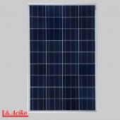100W Polikristal Fotovoltaik Panel Güneş Enerjisi Paneli