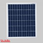 20w Polikristal Fotovoltaik Panel Güneş Enerjisi Paneli