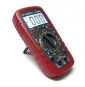 Tt Technıc Dt890dl Işıklı Dijital Multimetre Ölçü Aleti