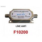 Swat 20db Line Anfi Kablo Sinyal Uydu Alıcı...