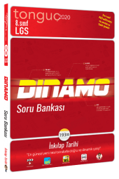 Tonguç 8. Sınıf İnkılap Tarihi Dinamo Soru Bankası
