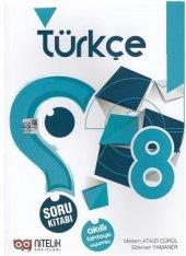 Nitelik Yayınları Türkçe Soru Bankası Lgs