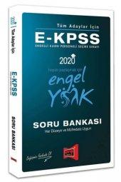 Yargı Yayınları 2020 E-KPSS Tüm Adaylar İçin Soru Bankası
