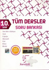 Karekök 10.sınıf Tüm Dersler Soru Bankası