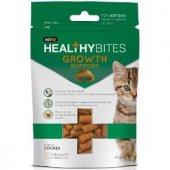 Vetiq Healthy Bites Growth Support Yavru Kedi Ödül...