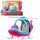 Fwy29 Barbienin Pembe Helikopteri Barbie Seyahat