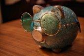 Yeşil John Lennon Gözlük-2