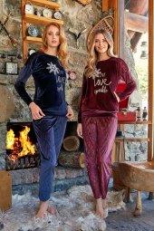 Berrak 646 Bayan Pijama Takımı