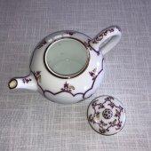 Orijinali Londra Da Viktoria Ve Albert Müzesinde Olan Şahane Güzellikte Bir Çaydanlık