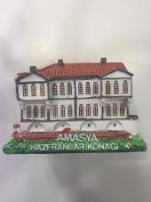 Amasya Hazeranlar Konağı Biblosu Amasya Posta Pazarı