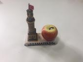 Amasya Saat Kule Biblosu (Büyük Boy) Amasya Posta Pazarı