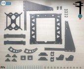 Prusa İ3 Metal Gövde (Demonte Set) 3d Yazıcı Malzemesi