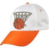 Basketbol Kişiye Özel Hd Baskı Şapka Kadın,erkek,çocuk