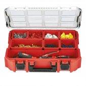 Milwaukee T4932451416 Ağır Hizmet Tipi Organizer 10 Bölmeli-5