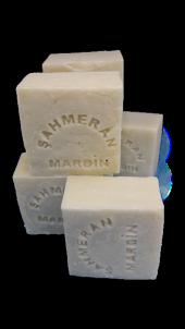 6 Adet Badem Yağlı Sabun 600 Gr