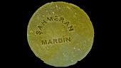 Menengiç Sabunu Oval 200 Gr (Yeşil Bıttım)
