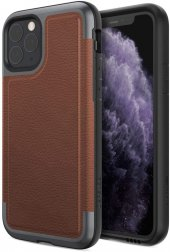 X Doria İphone 11 Pro Ultra Koruma Deri Kılıf
