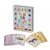 1475 İlk 50 Hafıza Kartları (Memory Game) (Tekli Satılır)