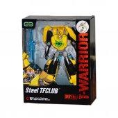 9 56 Metal Gövdeli Dönüşebilen Robot 8001j 3 (Tekli Satılır)