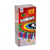 0268 Domino 100lü Ahşap (Tekli Satılır)