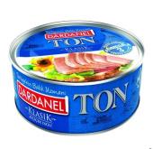 Dardanel Klasik Ayçiçek Yağlı Ton Balığı 80 Gr X 24 Adet