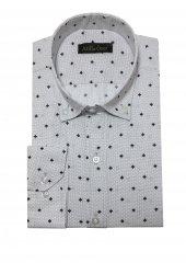 Atilla Özer Slim Fit Uzun Kol Erkek Gömlek 2411