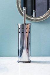 Metal Saplı Klozet Fırçası (1)