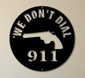 Metastil 911 Metal Tablo