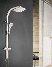 Modamix Venedik Silver Tepe Duş Seti