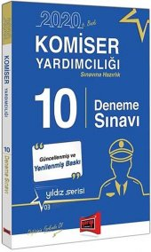 Yargı Yayınları 2020 Komiser Yardımcılığı...