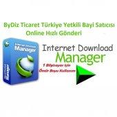 Idm İnternet Download Manager 1 Pc Ömü Boyu Orjinal Lisans