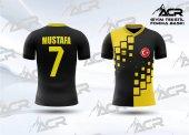 Ff001 Futbol Forma Yaptırma, Özel Futbol Forması, Dijital Baskı, Tasarım Forma Dizayn Yalnızca Üst Forma Acr