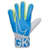 Nike Gs3882 010 Gk Match Kaleci Eldiveni Mavi