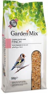 Gardenmix Platin Hint Bülbülü Finch Yemi 500 gr ( 10 Adet )