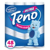 Teno Ultra Tuvalet Kağıdı 48 Rulo