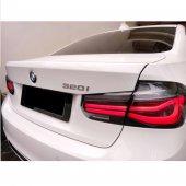 BMW 3 SERİSİ F30 F30 LCI BLACKLINE FÜME STOP SETİ 4 PARÇA-5