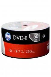 Hp Dvd R 16x 4.7 Gb 50li Boş Dvd Dme00070 3 Ent